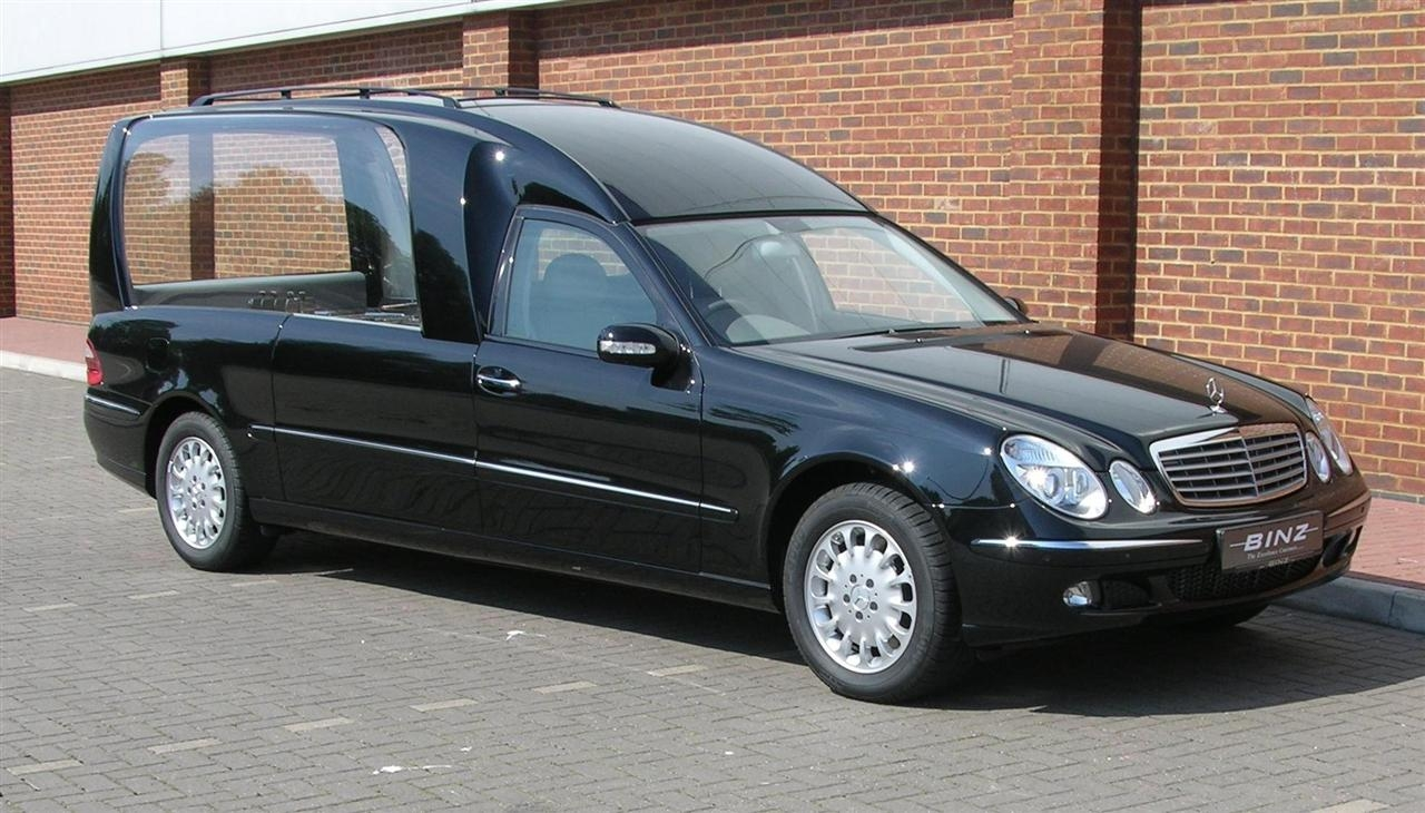 mercedes benz e hearse photos reviews news specs buy car