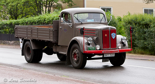 Pictures Scania Car Classic
