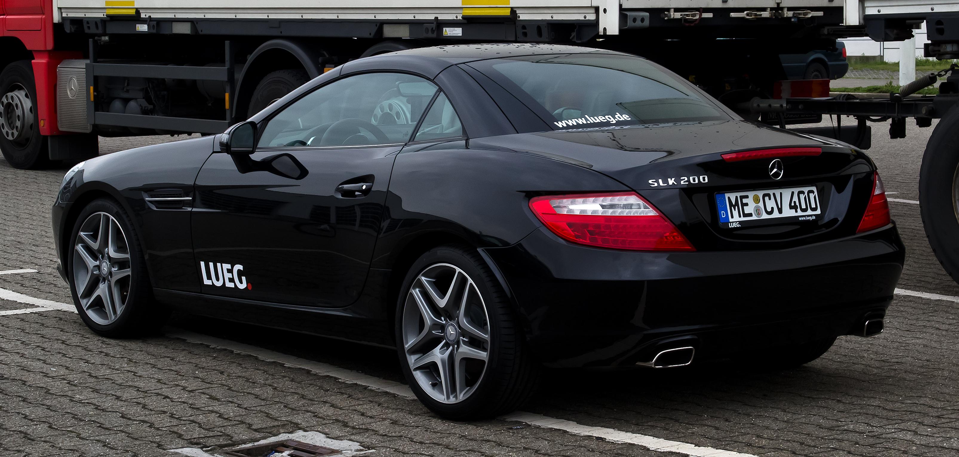 Mercedes Benz Slk 200 Picture 11 Reviews News Specs Buy Car