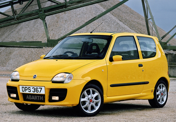 Fiat Seicento Abarth For Sale Fiat Seicento Sporting Abarth