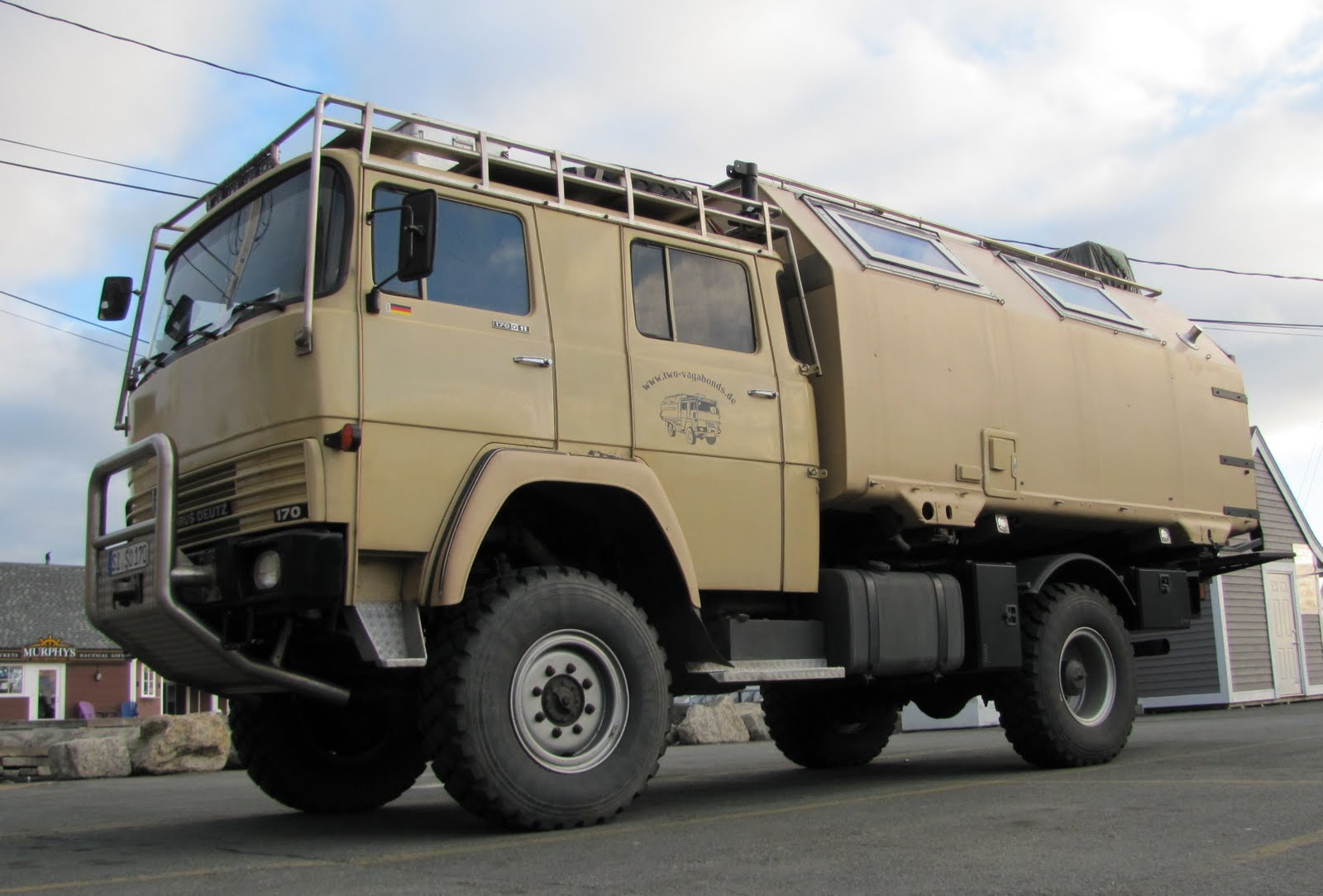 Magirus Deutz Photos Reviews News Specs Buy Car