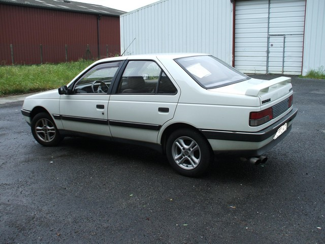 peugeot 405 gr picture 6 reviews news specs buy car rh gomotors net Peugeot 305 Peugeot 504