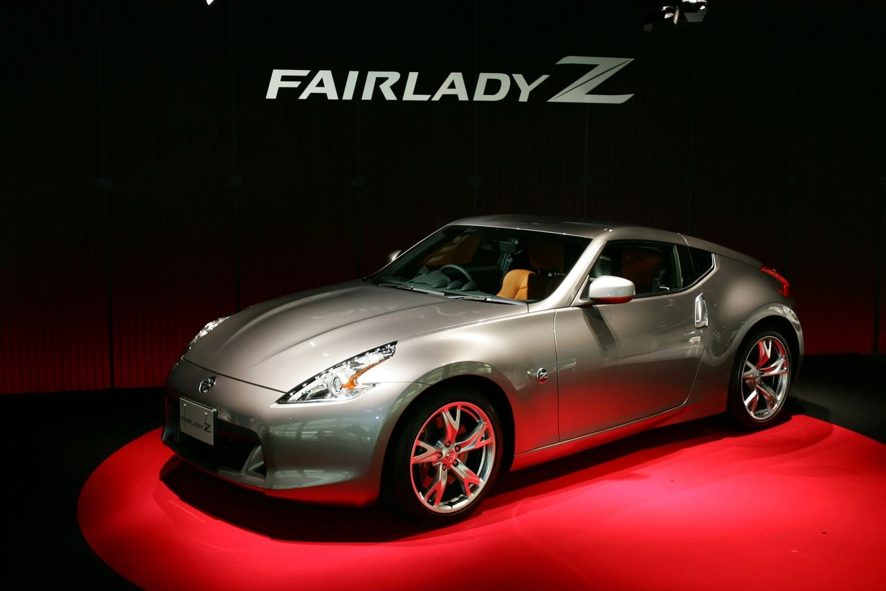 Nissan Fairlady Z:picture # 9 , reviews, news, specs, buy car