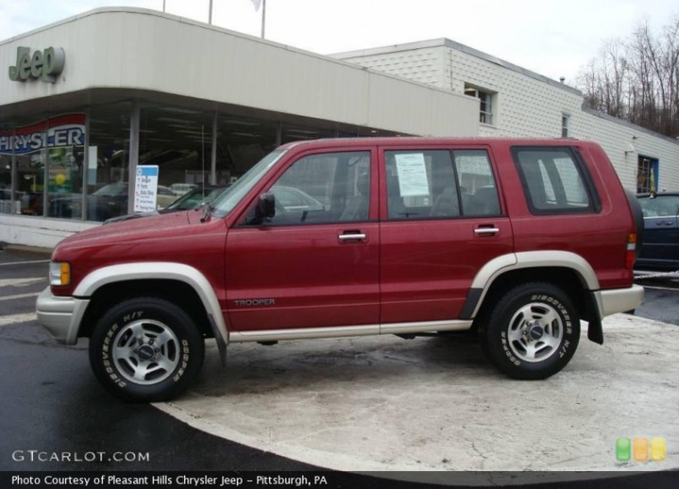 Isuzu Trooper LS