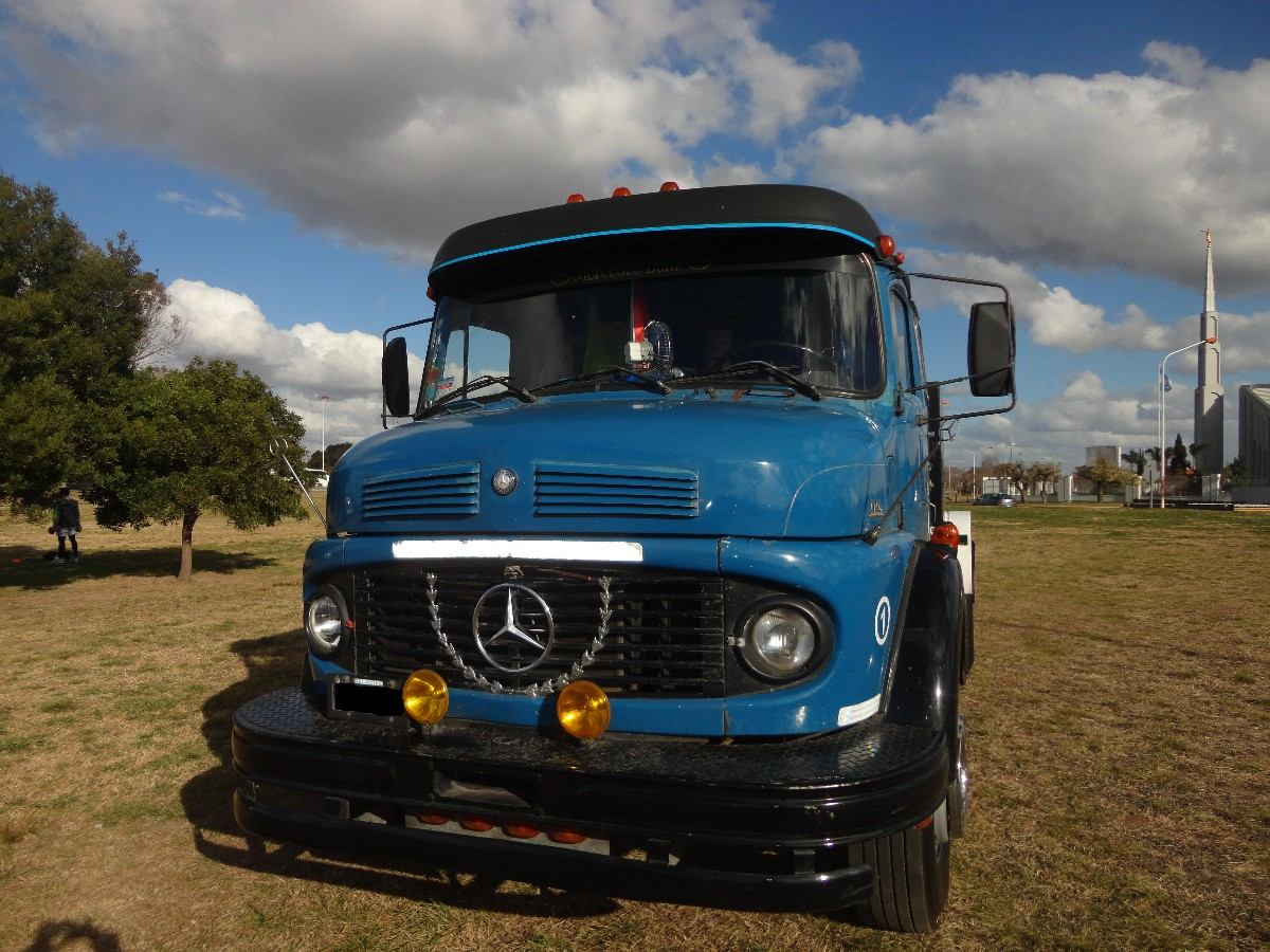 Camiones Mercedes Benz 1518 Tuning