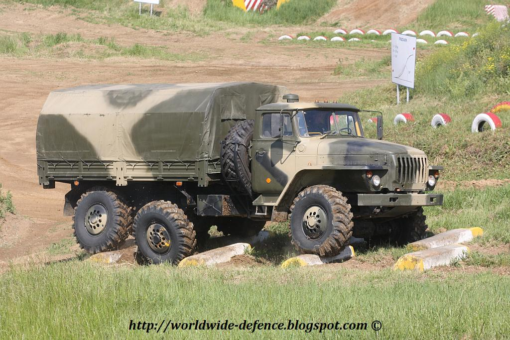 Ural Ural 4320 Picture 6 Reviews News Specs Buy Car