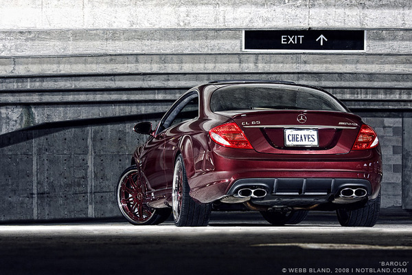 Mercedes Benz Cl65 Amg V12 Biturbo Picture 14 Reviews News