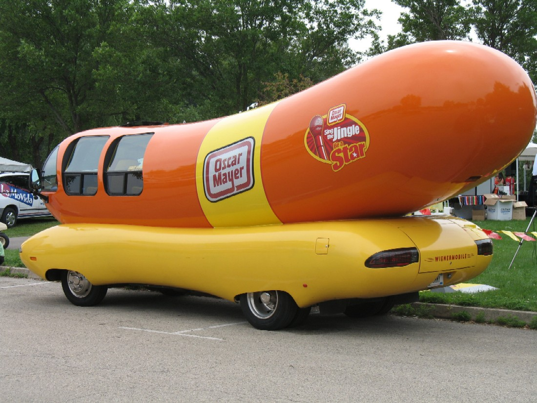 oscar mayer weinermobile picture 9 reviews news specs buy car. Black Bedroom Furniture Sets. Home Design Ideas