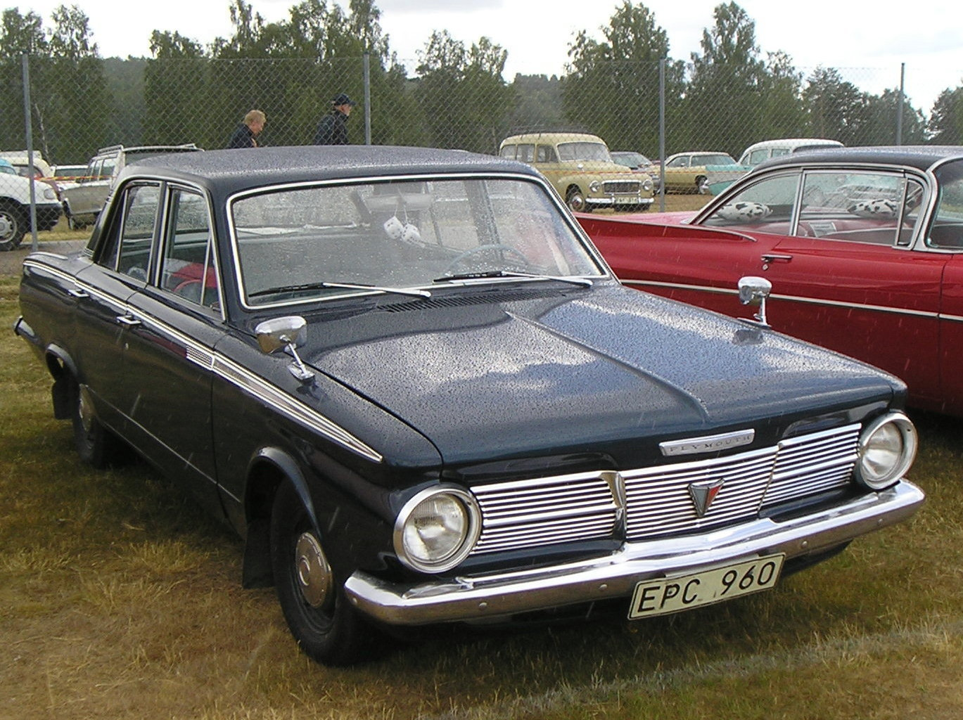Plymouth Valiant V200 4dr Picture 9 Reviews News
