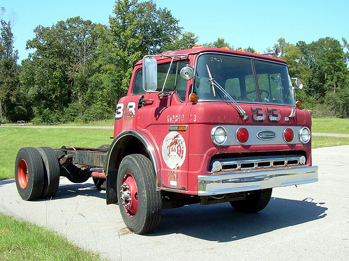 Ford C-8000