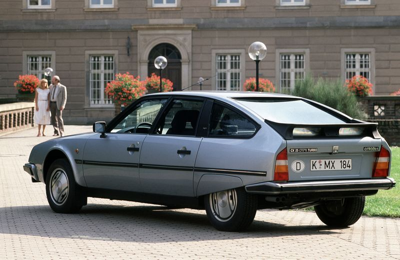 Just A Car Geek: 1987 CXA Citroen CX