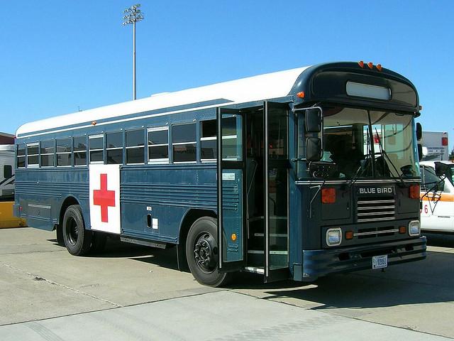 Blue Bird Ambulance Bus Picture 8 Reviews News Specs