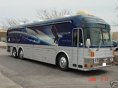 Eagle coach photos reviews news specs buy car Silver eagle motor coach