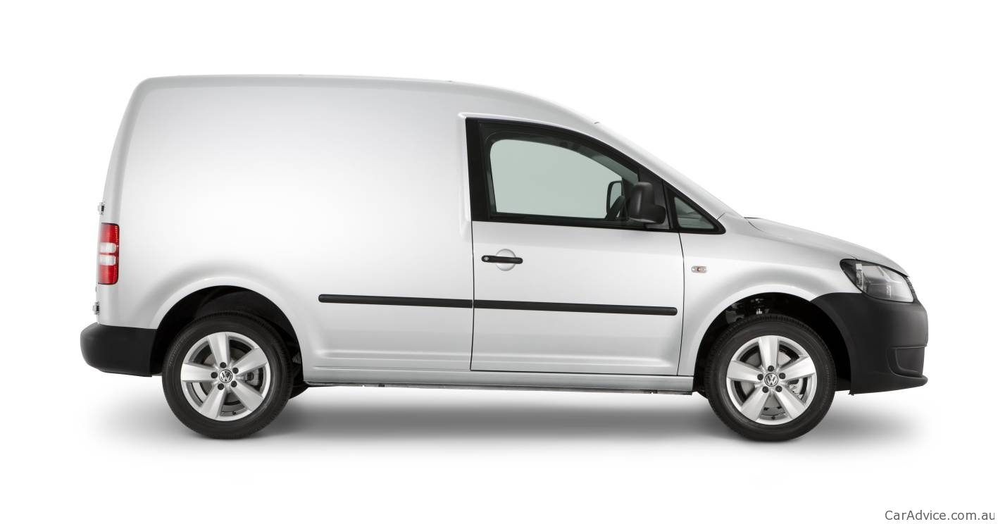 Volkswagen Caddy Delivery Van Picture 6 Reviews News