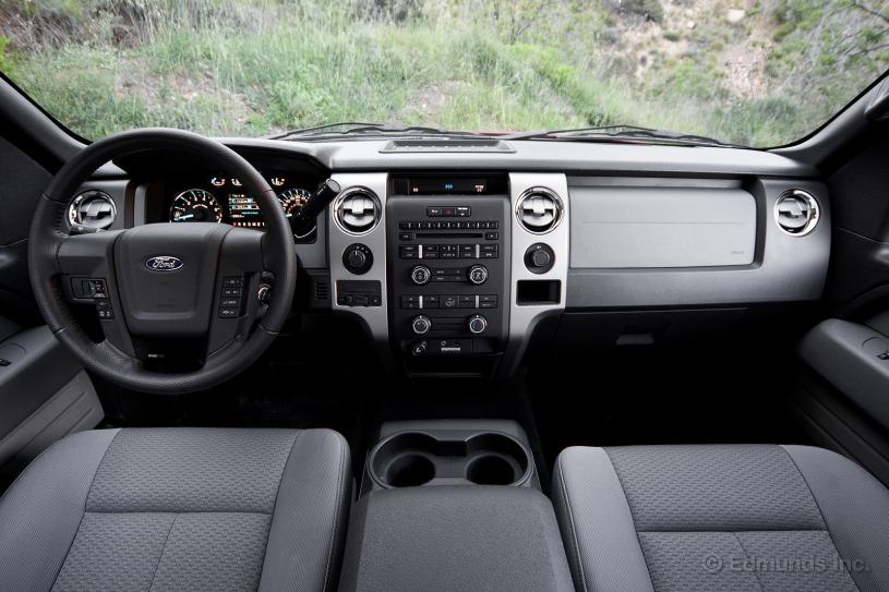 2005 ford f150 fx4 crew cab specs