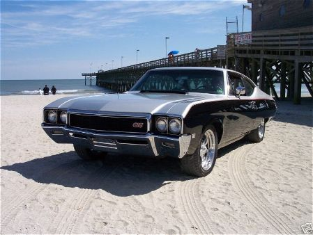 Buick GS 400