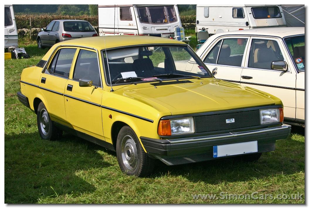 Morris Ital Picture 13 Reviews News Specs Buy Car
