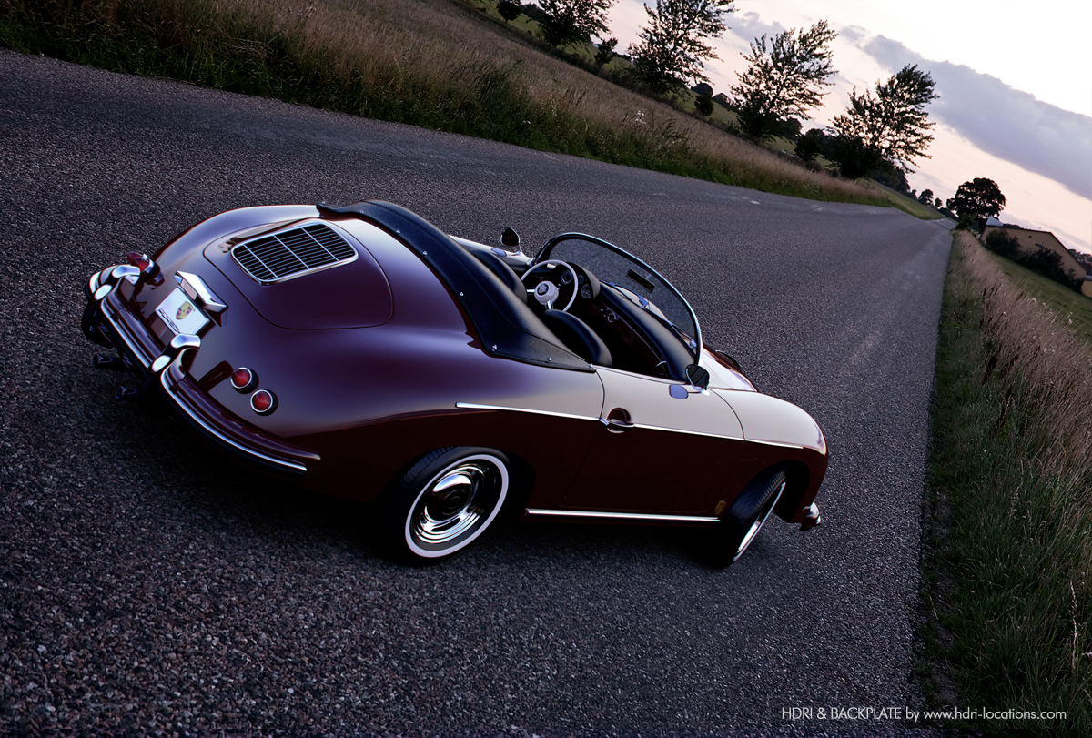 Porsche 356 Speedster Photos Reviews News Specs Buy Car