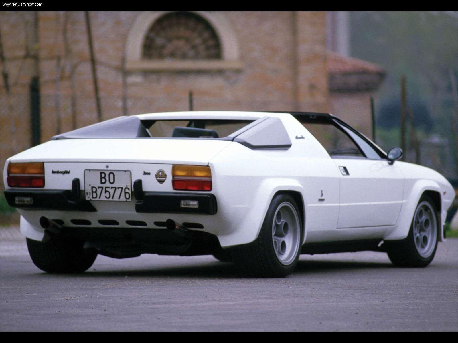 Lamborghini Silhouette:picture # 5 , reviews, news, specs