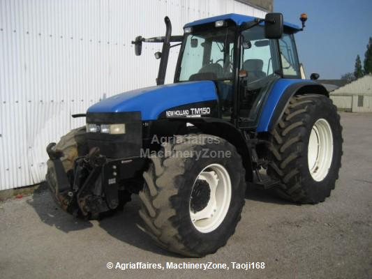New Holland TM 150:picture # 15 , reviews, news, specs, buy car