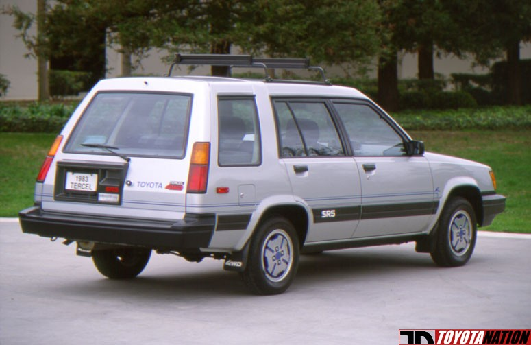 Toyota Tercel 4wd Picture 6 Reviews News Specs Buy Car