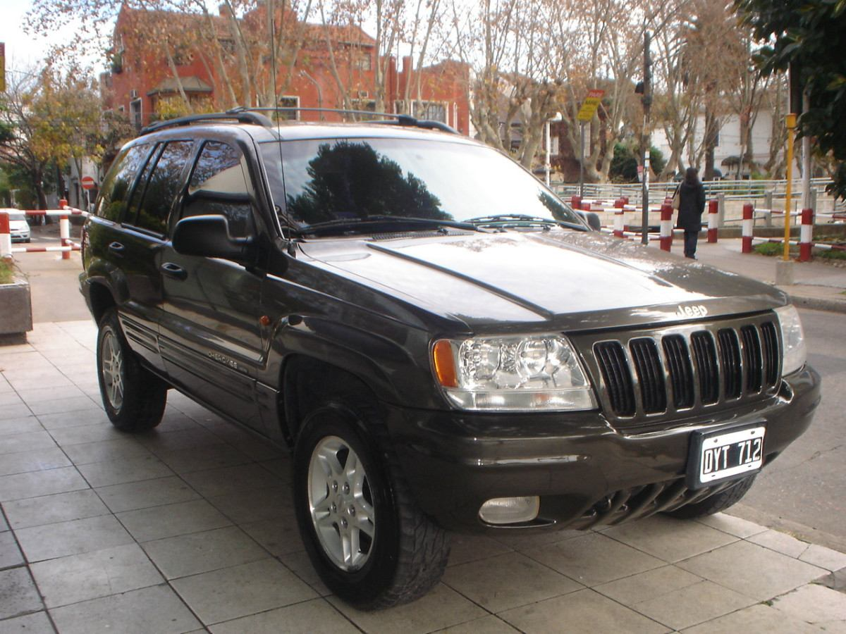 jeep grand cherokee 47 v8 photos reviews news specs buy car. Black Bedroom Furniture Sets. Home Design Ideas
