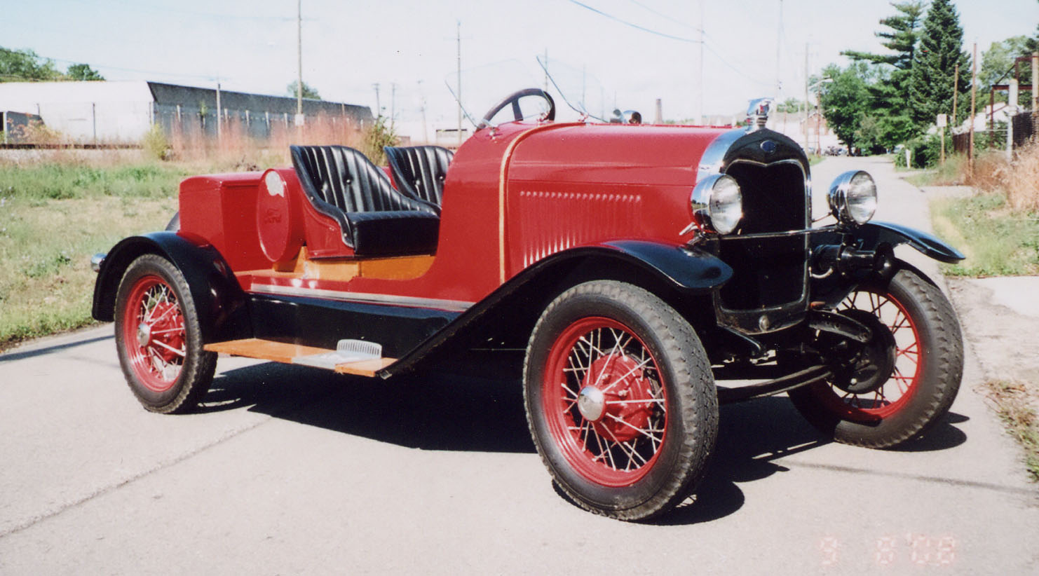 Ford Model A Speedster