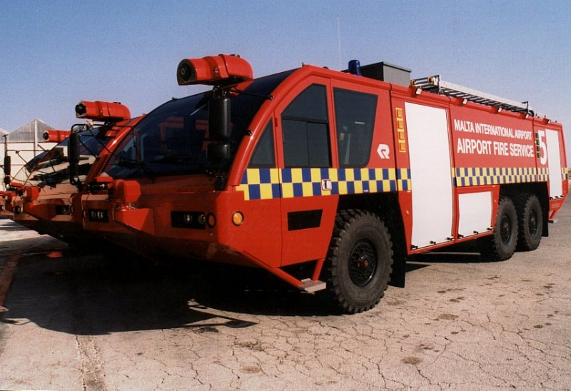 Rosenbauer Panther FL 6x6:picture # 8 , reviews, news ...