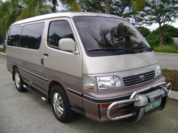 Toyota Hiace Super Custom Limited Picture 10 Reviews News Specs Buy Car