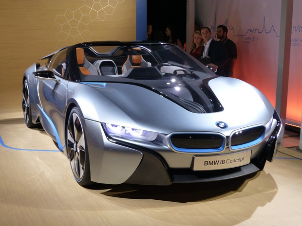 Bmw I8 Roadster Picture 16 Reviews News Specs Buy Car