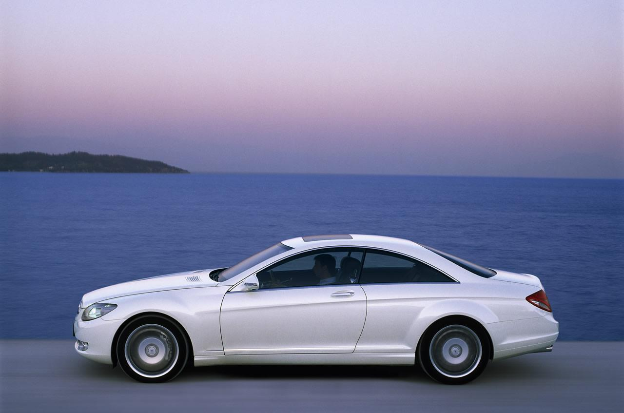 mercedes benz cl 500 picture 4 reviews news specs buy car. Black Bedroom Furniture Sets. Home Design Ideas