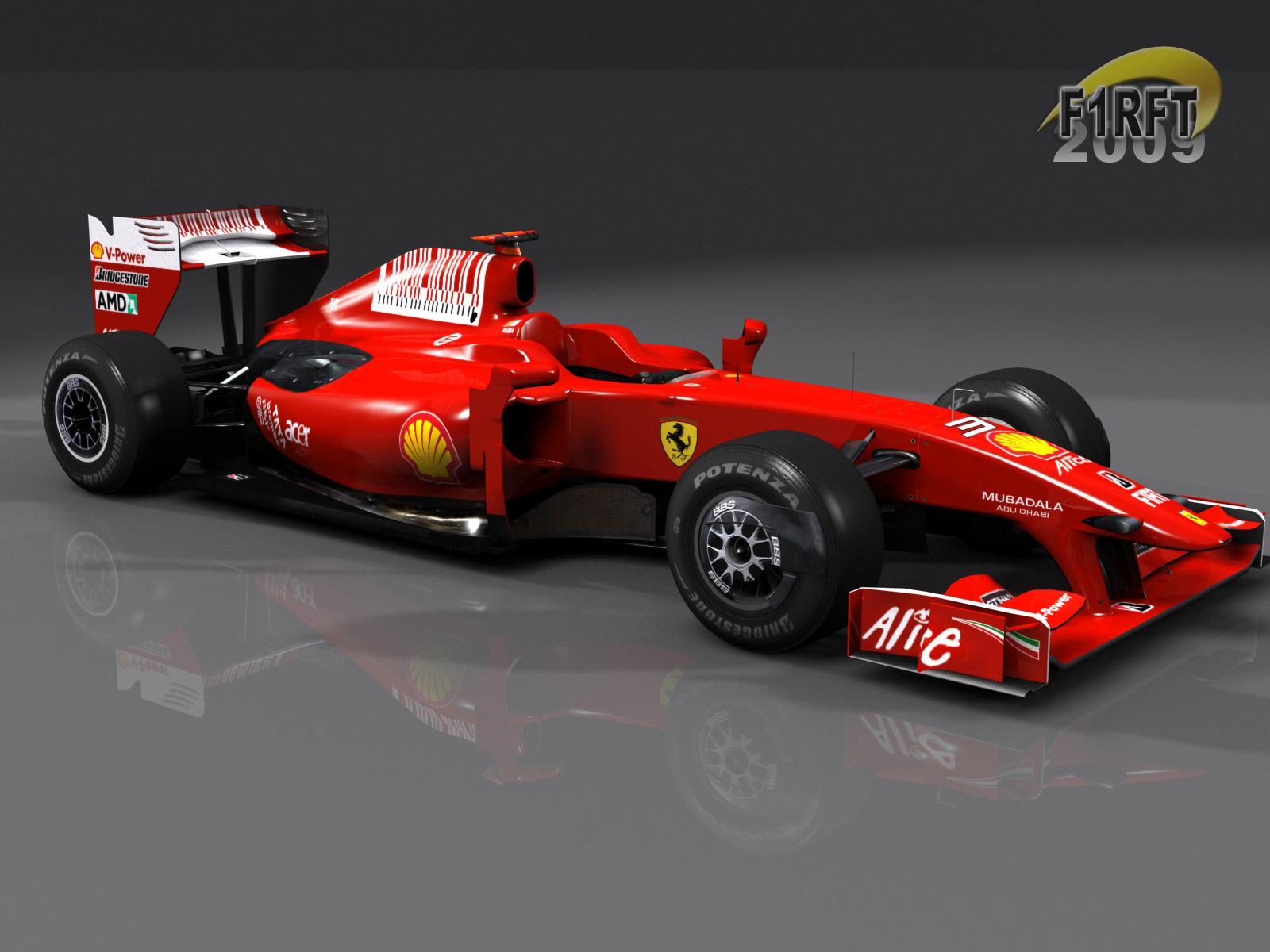 Ferrari F Car Specs