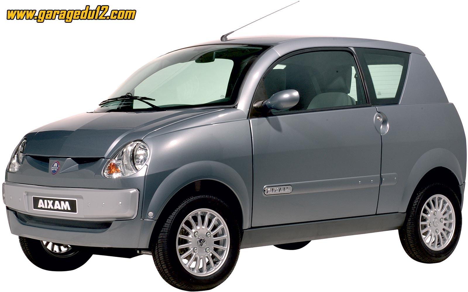 Verwonderlijk Aixam A741:picture # 6 , reviews, news, specs, buy car AC-58