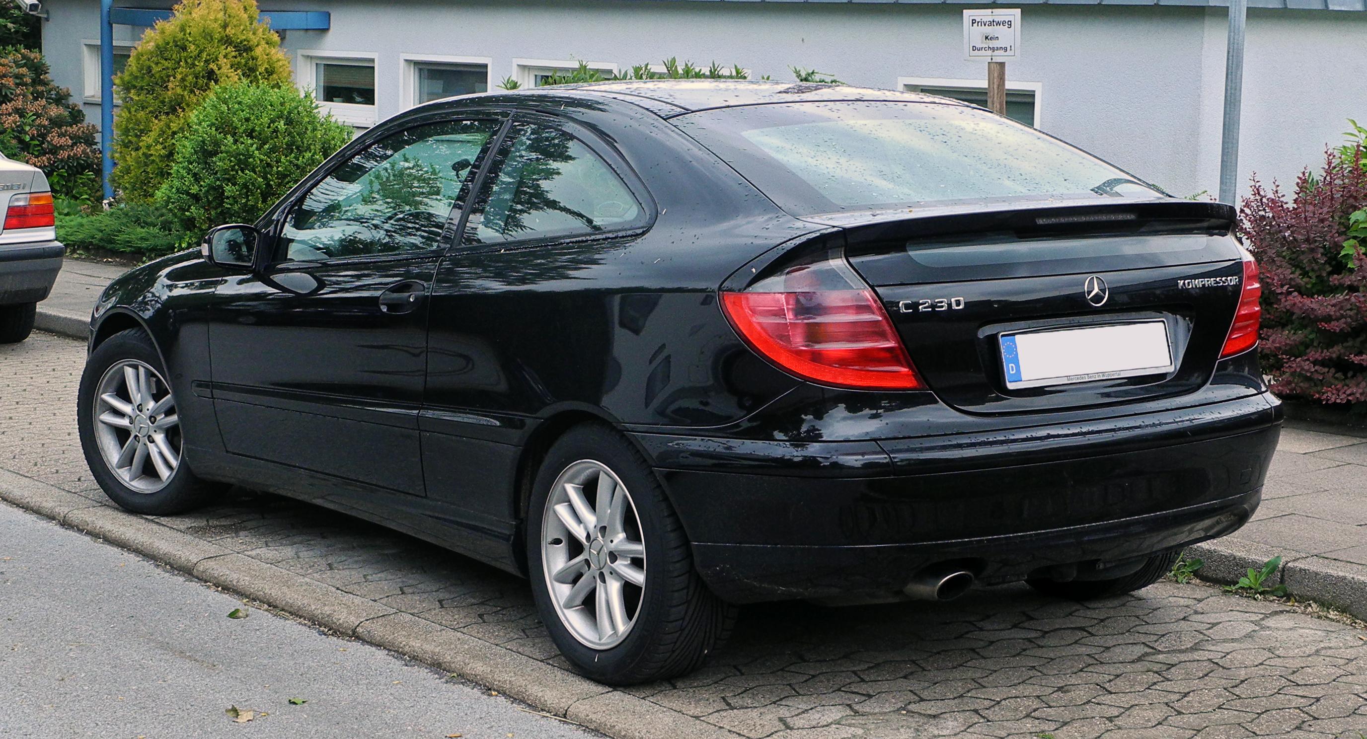 Mercedes benz c 230 kompressor photos reviews news for Buy my mercedes benz