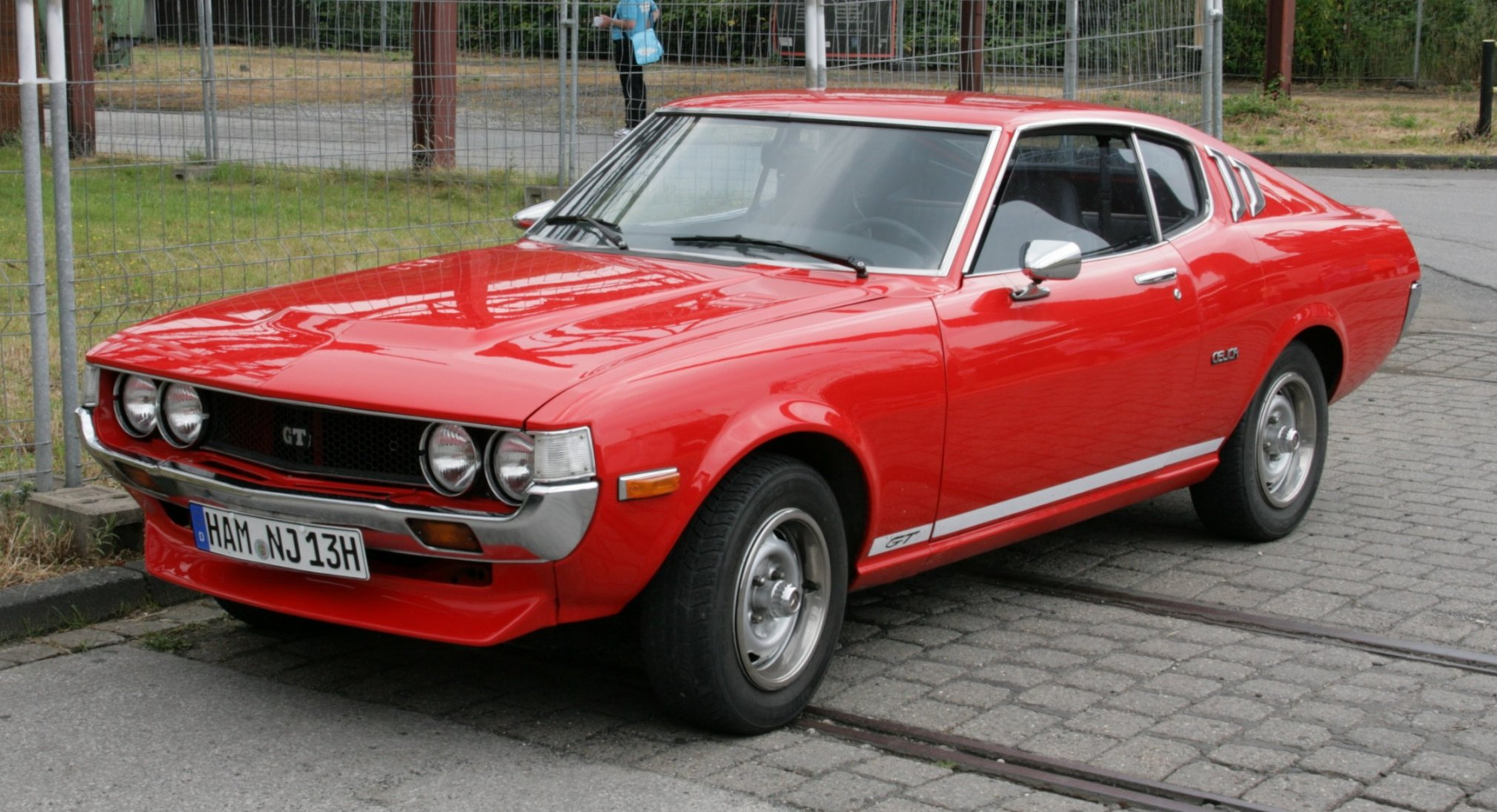 Toyota Celica St 2000 Liftback Picture 13 Reviews