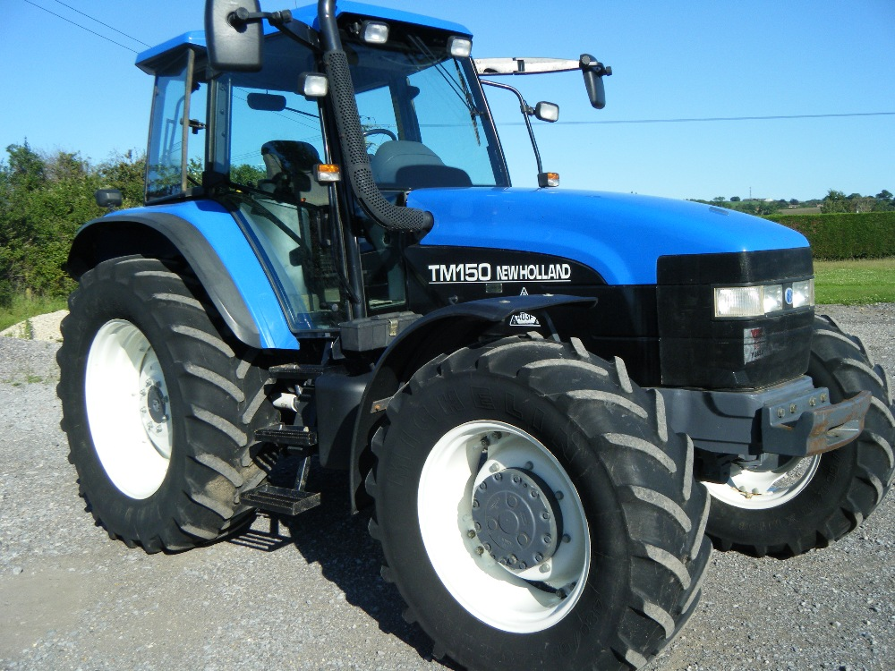 New Holland TM150:picture # 11 , reviews, news, specs, buy car
