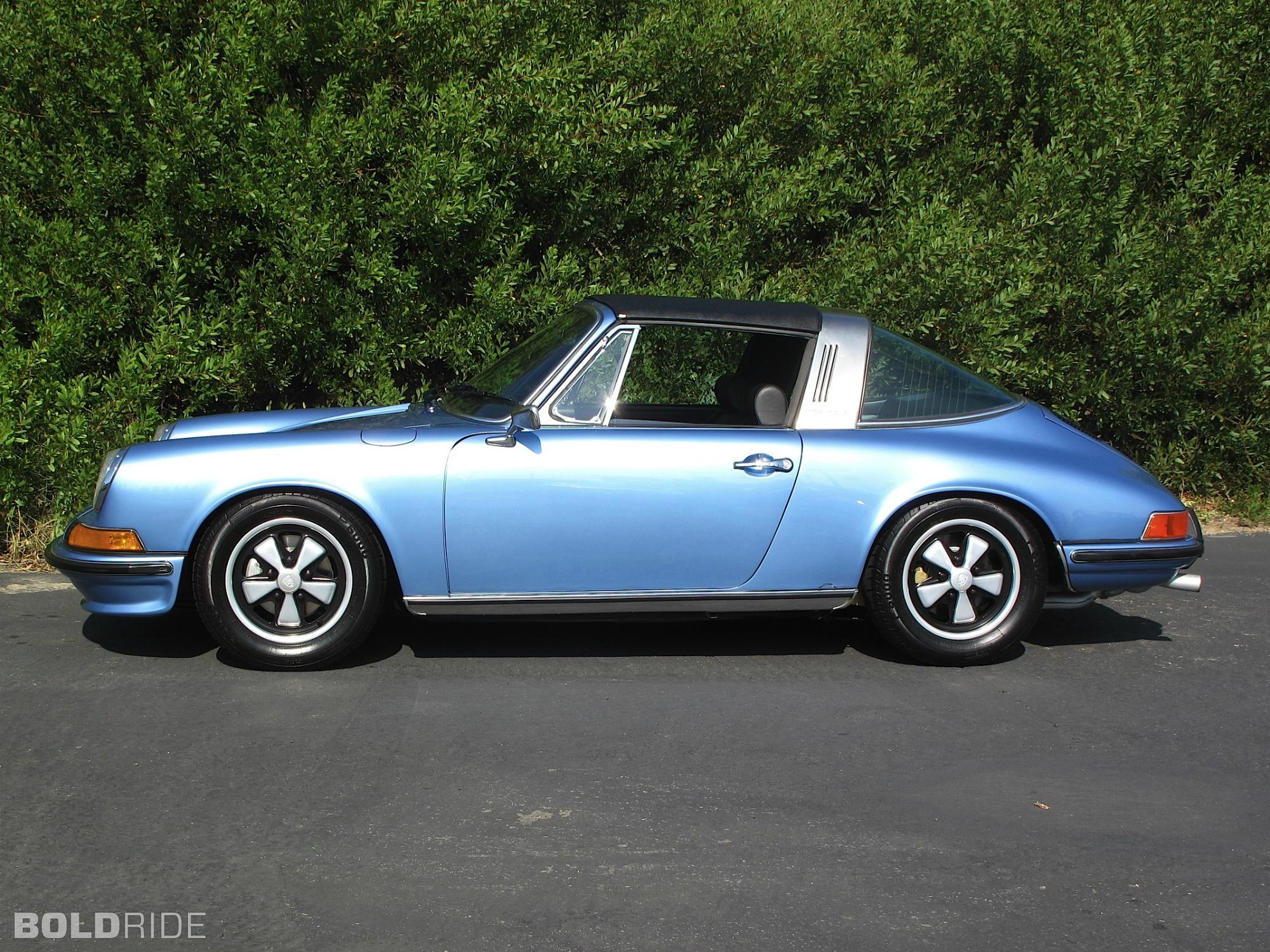 Porsche 911 S Targa Picture 13 Reviews News Specs