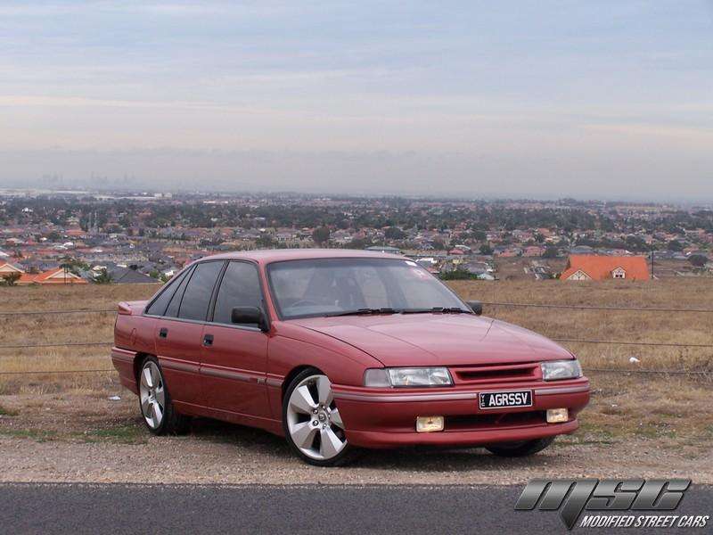 Holden Commodore Vp Picture 15 Reviews News Specs