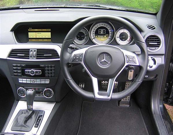 mercedes benz c220 cdi amg picture 14 reviews news specs buy car. Black Bedroom Furniture Sets. Home Design Ideas