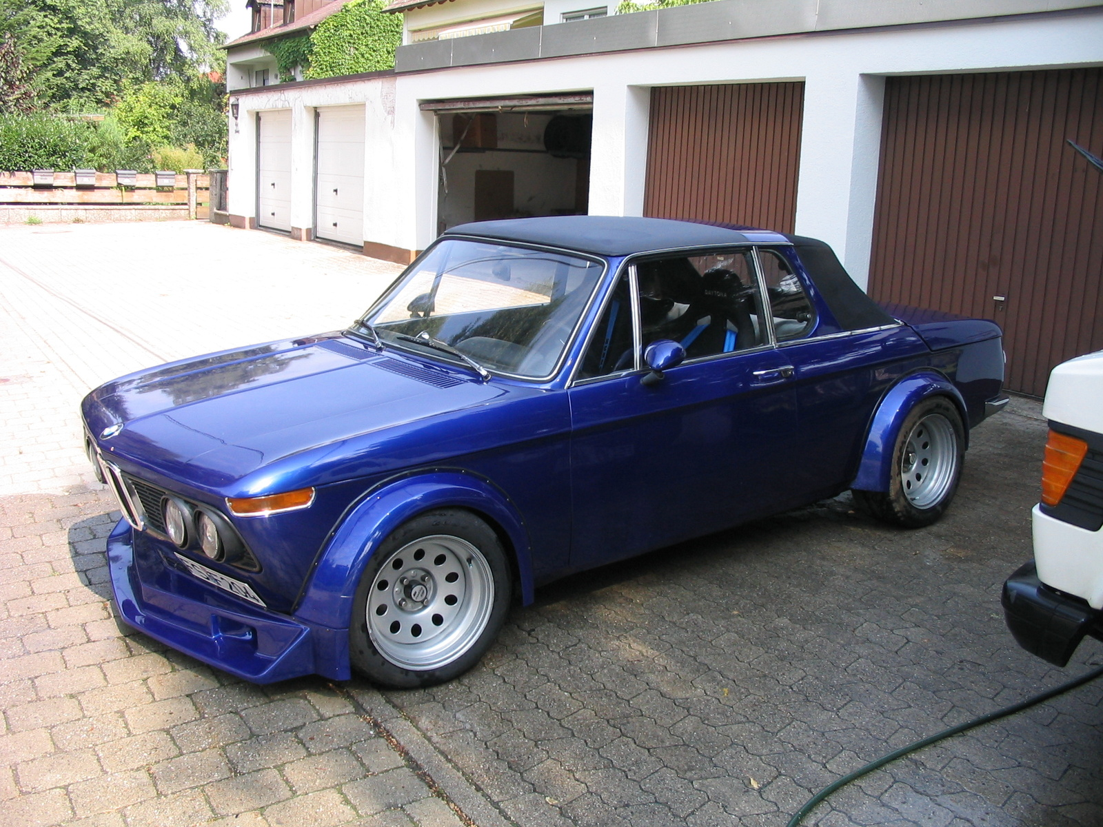 Bmw 2002 Tii Touring Picture 14 Reviews News Specs Buy Car