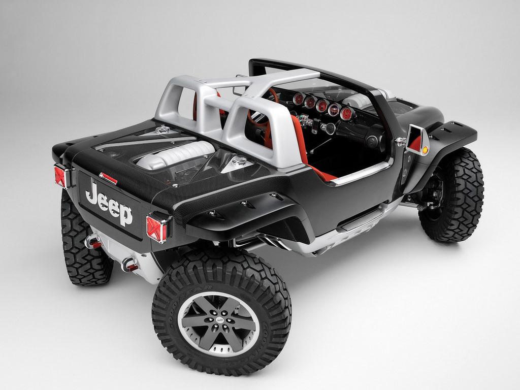 Jeep Hurricane Concept Picture 11 Reviews News Specs