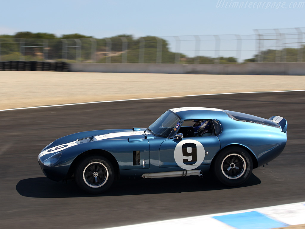 Ac Cobra Daytona Coupe Replica Picture 1 Reviews News