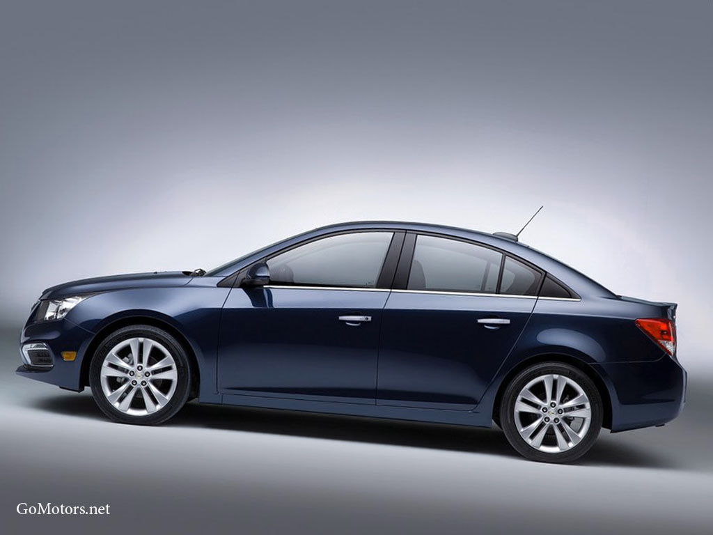 Original 2016 Chevrolet Cruze Sedan Photos Reviews News Specs
