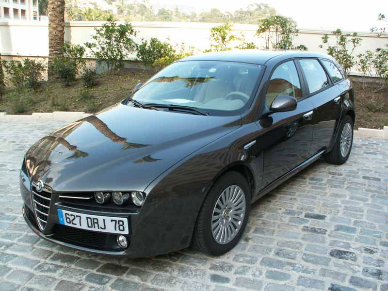 alfa romeo 159 sw photos reviews news specs buy car. Black Bedroom Furniture Sets. Home Design Ideas