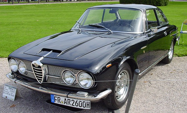Alfa Romeo Sprint Bertone
