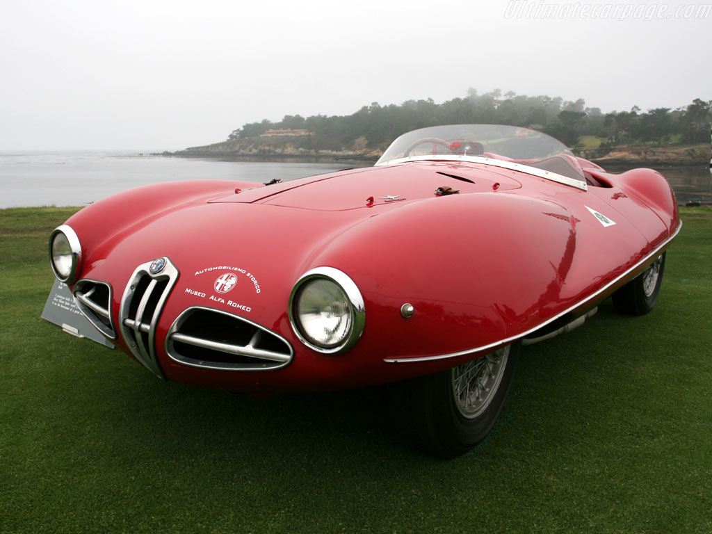 Alfa Romeo Disco Volante For Sale >> Alfa Romeo Disco Volante Picture 5 Reviews News Specs
