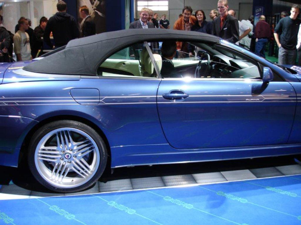 Alpina B6 Cabrio Photos Reviews News Specs Buy Car