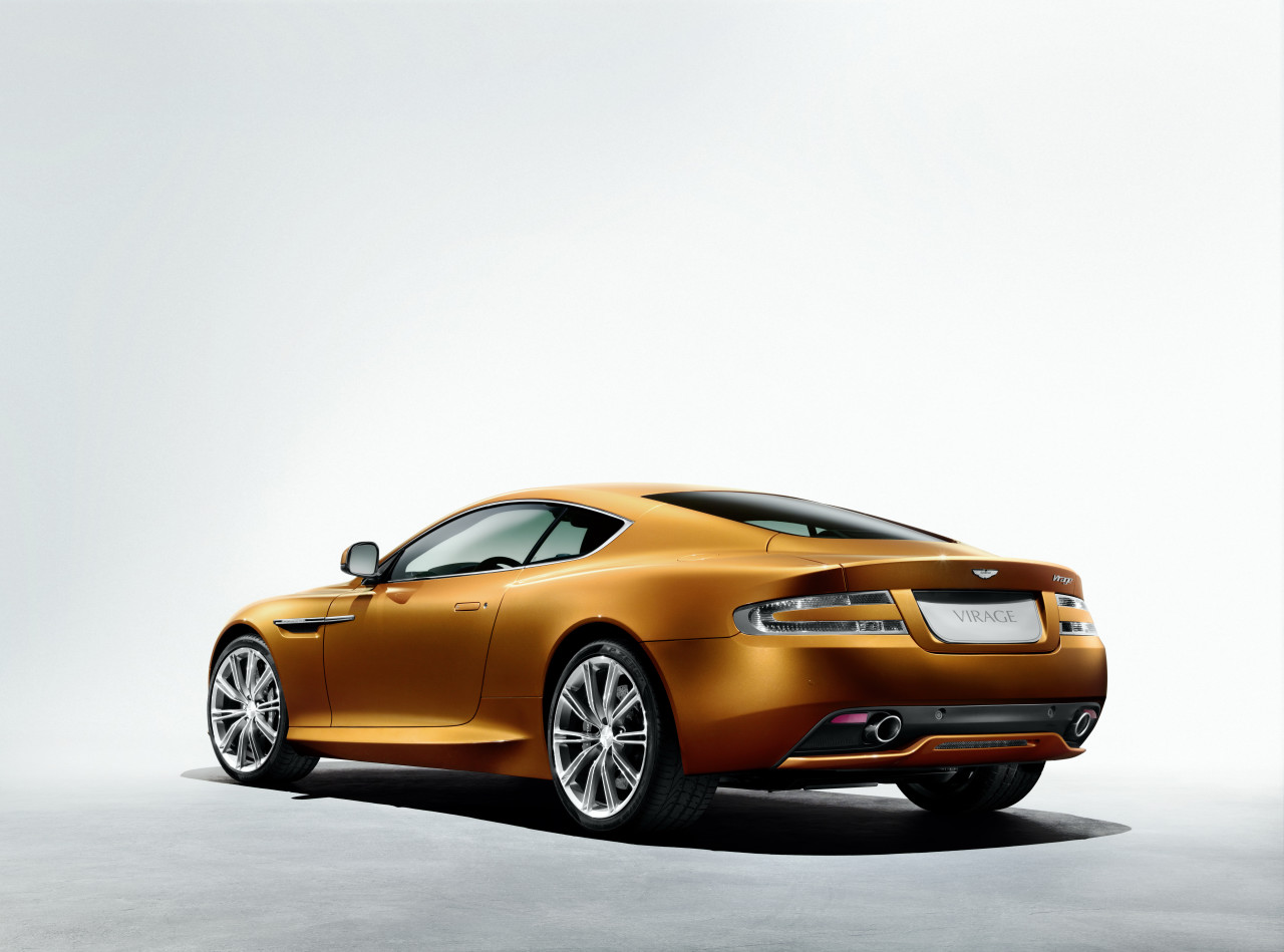 Aston Martin Virage 53