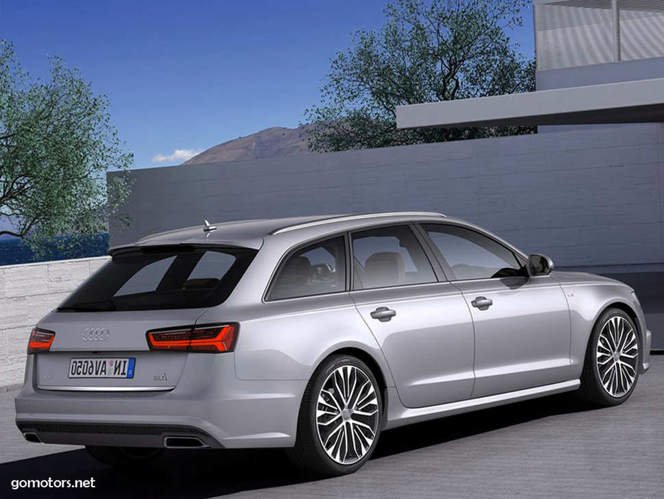 2015 audi a6 avant photos news reviews specs car listings. Black Bedroom Furniture Sets. Home Design Ideas