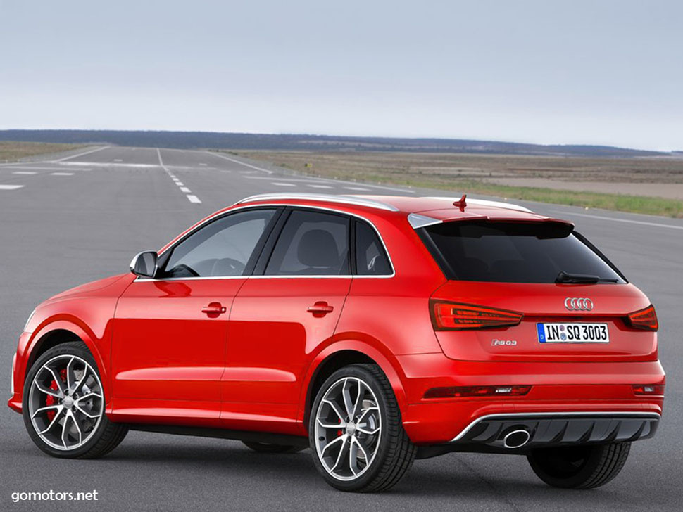Audi RS Q3 - 2015 - Photos, News, Reviews, Specs, Car listings